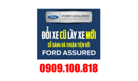 WESTERN FORD - FORD AN LẠC - FORD BÌNH TÂN - FORD ASSURED