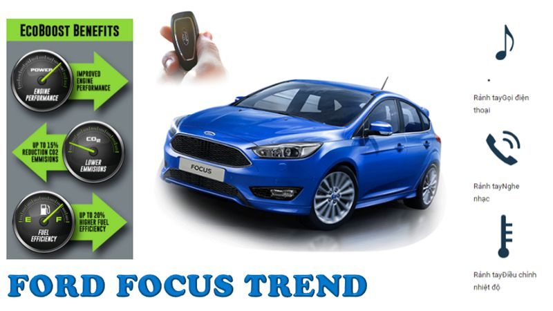 FORD FOCUS TREND 2017 -3