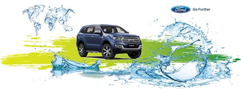 Ford Everest Titanium 2.2L AT 4X2(2)