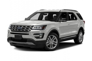 FORD EXPLORER – A PERFECT CASCADEUR